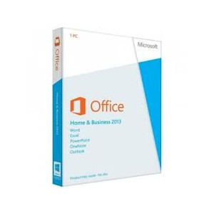 Office Home & Business 2013 FPP
